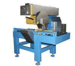 Machine for cutting granite